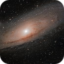 M 31 - Central region,                                ErklueAstro
