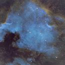 NGC 7000,                                Joey Troy