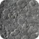 Rays diverging from the Tycho crater part4. Moon 14.04.2019.,                                Sergei Sankov