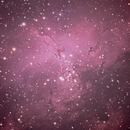 M16 - Eagle Nebula,                                David Schlaudt