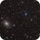 NGC 147/NGC 185,                                Giuseppe Donatiello