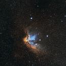 Wizard Nebula,                                Everett Quebral
