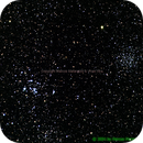 M46 + M47 - Open clusters in Pupis,                                Marcos Mataratzis