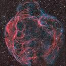 Sh2-240  Simeis 147,                                1074j