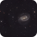 NGC1300 in Eridanus,                                Andrew Lockwood
