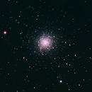 Hercules Globular Cluster (M13), first try.,                                Lukas Šalkauskas