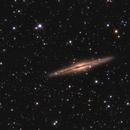 NGC891,                                Bart Delsaert