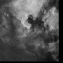 North American and Pelican Nebulae,                                Anis Abdul