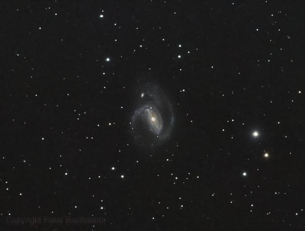 NGC1097 L-RGB,                                PeBo