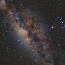 Milky Way and Scorpius,                                Wei-Hao Wang