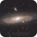 M31 - The Andromeda Galaxy,                                Christophe Perroud