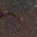 Barnard 148,149,150 Dark Nebulae in Cepheus,                                Jeff Husted