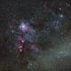 The region around the Tarantula nebula,                                Rick Stevenson
