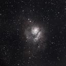 M8 Lagoon Nebula,                                Ethan Wong