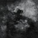 NGC7000 - The North America Nebula ,                                Oliver Czernetz