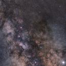 Milkyway core,                                Ken Yasue