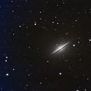 M104 Sombrero Galaxy,                                Txema Asensio