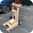 The Scope Lifter/Transporter Project,                                Patrick Cosgrove