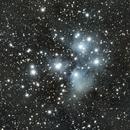 M45 Pleiades Seven Sister Subaru,                                Jaysastrobin