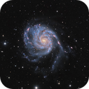 M101 ( A spiral galaxy in Ursa Major),                                Jeremy Jonkman