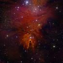 NGC2264,                                Ueberlaeufer