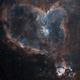 IC 1805 Heart Nebula,                                TimothyTim