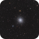 M13 the great globular cluster in Hercules,                                Sven Hoffmann