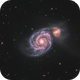 M51 Whirlpool Galaxy,                                John Travis