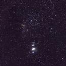 Orion constellation,                                Michal Vokolek