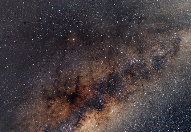 Scorpius constellation,                                Pedro A. Sampaio