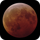 Lunar Eclipse 21.1.2019,                                Jari Saukkonen