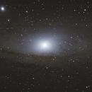 Dim Andromeda Galaxy,                                ggim