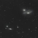 NGC 4438 - NGC 4435 / Arp 120 - Eyes Galaxies,                                Falk Schiel