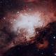 NGC 6611 The Eagle Nebula,                                Carlos Taylor