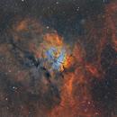 NGC6820 / Sh2-86 in HST,                                Sara Wager