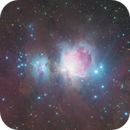 M42 Great Orion Nebula,                                Pleiades Astropho...