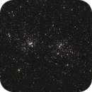 Perseus Double Cluster: First Light SVR102t,                                Christopher Schementi