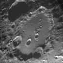 Clavius crater,                                Paolo Demaria