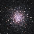 M13 - Hercules Globular Cluster,                                Łukasz Sujka