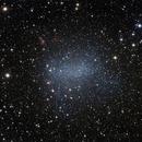 NGC 6822 (nota anche come Galassia di Barnard o C 57),                                Alberto Tomatis