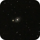 Messier 51 Whirlpool,                                Walt Schnapp