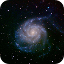 M101 - The Pinwheel Galaxy,                                PSugg