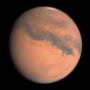 Mars 03.09.2020 - GIF animation (2:30-3:15 CEST),                                Łukasz Sujka