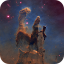 M16, Pillars of Creation,                                Reza Hakimi