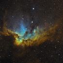 NGC7380 (SHO) - The Batleth  ;),                                Mats Pfersdorff