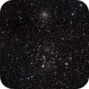 M 35 and NGC 2158,                                Steffen