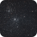 Ngc 884 Ngc 869 in Persus,                                lucapucci