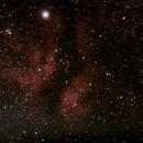 Gamma Cygni Region - IC 1318,                                Mat