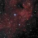 Gamma Sig Nebula,                                Dan Wilson