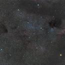 North America Nebula,                                cjhchilds